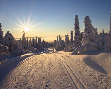 Suomi on kuvauksellinen paikka